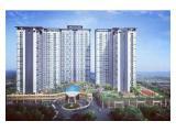 Dijual Apartemen Akasa Pure Living BSD City Tangerang Selatan - Type Studio / 2 Bedrooms / Loft