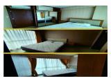 Disewakan Apartemen Callia Jakarta Timur - 3 BR 86 m2 Full Furnished