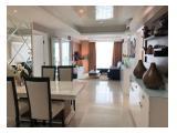 Dijual Apartemen Casa Grande Residences - 3 BR 102 m2 Brand New Furnished