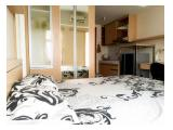 Disewakan Apartemen Transit dan Harian Depok di Margonda Residences 2 - Type Studio Full Furnished