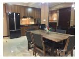 Disewakan Apartemen Casa Grande Residence II Jakarta Selatan - 3 BR Full Furnished