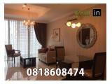 Disewakan Apartemen Residences 8 Senopati (SCBD) Jakarta Selatan - Available All Type 1, 2, 3 BR Fully Furnished