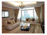 Disewakan / Dijual Apartemen Kempinski Grand Indonesia - 2 / 3 / 3+1 Bedrooms Full Furnished
