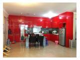Disewakan Apartemen Permata Senayan Jakarta Selatan - 2 BR 81 m2 Fully Furnished, Lantai 6