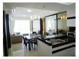 Disewakan dan Dijual Apartemen Kemang Village - Studio / 2 KT/ 3 KT/ 4 KT Full Furnished