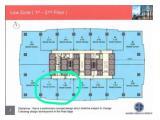 Dijual Apartemen District 8 Senopati Jakarta Selatan - Low Zone, Unfurnished Unit