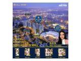 Dijual Apartemen Sky House BSD The Singapore Living - 48 m2 Full Furnished 2 Bedrooms