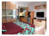 Disewakan Apartemen Taman Sari Sudirman - Type Studio Full Furnished, Near MRT, Thamrin, Sudirman, Senayan