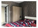 Disewakan Apartemen Ayodhya Tower Indigo - Cikokol, Tangerang - Tipe Studio 26 m2 Full Furnished