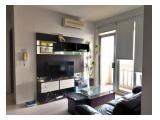 Dijual Strategic & Affordable Apartment Casablanca Mansion Jakarta Selatan - 2 BR Fully Furnished, Near CBD