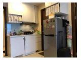 Dijual Apartemen Capitol Park Salemba Jakarta Pusat - 2 Bedrooms 44 m2 Full Furnished