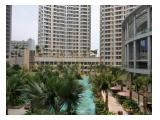 Dijual Apartemen Taman Anggrek Residence - Town House 142 m2, Jual Rugi 1 Milyar - Unit Eksklusif
