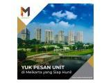 Jual Apartemen Termurah Dengan Fasilitas Terbaik di Meikarta Cikarang Selatan 2 BR
