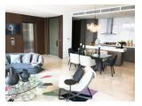 Dijual Apartemen Verde Two Kuningan Jakarta Selatan - 3+1 Bedrooms Luxurious 230 m2 Semi-Furnished, Ready Unit