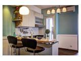 Dijual / Disewakan Apartemen Green Bay Pluit, Jakarta Utara - 3 BR 60 m2 Semi-Furnished