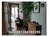 Sewa Apartemen Sahid Sudirman Residences Jakarta Pusat - Siap Huni 2 BR 84 m2 Fully Furnished Bagus