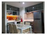 Jual Apartemen U Residences Karawaci Tangerang - 1 BR Full Furnished Siap Huni View Golf