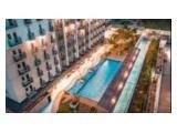 Dijual Cepat Apartemen Azalea Cikarang - Exclusive 1 Bedrooms 44 m2 Unfurnished - Harga Super Murah