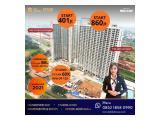 Jual Apartemen Sky House BSD + Lokasi Premium di Tengah CBD - Sebelah Aeon Mall, Ice, Digital Hub. Unilever