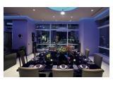 Dijual Apartemen Pacific Place Residences / Ritz Carlton SCBD Jakarta Selatan - 4 BR Interior Super Mewah Very Nice Unit