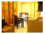 Jual Apartemen Sudirman Park Jakarta Pusat - 2 Kamar Tidur 52 m2 (Luas Ekstra) Full Furnished