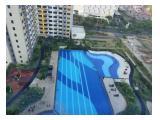 Sewa Apartemen Springlake View Summarecon Bekasi - Tower Elodea Lantai 18, 2 Bedrooms 42 m2 Full Furnished