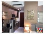 Disewakan Apartemen Roseville BSD Tangerang Selatan - Type Studio 35 m2 Full Furnished Fully Equipment, Harga Murah Fasilitas Mewah