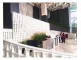 Disewakan Apartemen Brooklyn Alam Sutera Tangerang Selatan - Unit Studio Full Furnished Mewah - Turun Harga, Super Deal