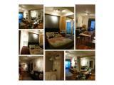 Disewakan Apartemen-Condomunium Green Bay Pluit Jakarta Utara - Unit Studio, 1, 2, 3 Bedrooms Unfurnished / Semi-Furnished / Furnished