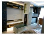 Jual / Sewa Apartemen Madison Park di Central Park Jakarta Barat - Unit Studio, 1 & 2 Bedrooms Full Furnished