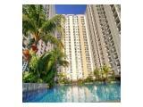 Dijual Apartemen Murah Green Pramuka City Jakarta Pusat - 1 Bedrooms Full Furnished