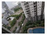 Dijual Unit Studio Apartemen Silkwood Termurah - Furnished 1 BR 34 m2