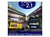 Dijual Apartemen Sky House BSD+ Samping AEON Mall, The BREEZE Outdoor Mall & ICE BSD Cicilan Developer up to 120x DP Hanya 5% & KPA DP Bisa Cicil
