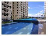 Sewa Harian Apartemen Kota Ayodhya Tangerang - Unit Studio Full Furnished