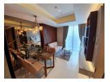 Dijual / Disewakan Apartemen Casa Grande Phase I & Phase II - 1 / 2 / 3 BR Full Furnished