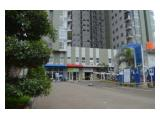 Sewa Murah Apartemen Grand Asia Afrika Bandung - Unit Studio Furnished, Harian / Bulanan / Tahunan, Wi-Fi & Fasilitas OK