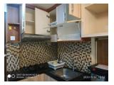 Sewa Apartemen Puri Parkview di Jakarta Barat - 35 m2 Furnished 2 Bedrooms jadi 1 Bedrooms