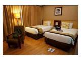 Apartement Disewakan / Dijual - Grand Setiabudhi - 1KT + 1KM - 52.58 m2 Full Furnished