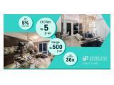 Dijual Apartemen Breeze Bintaro Plaza Residences Tangerang Selatan  - Unit Studio & 2 Bedrooms Ready Stock, Diskon 300jutaan*