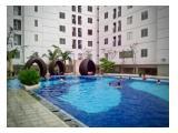 Jual Apartemen Bassura City Jakarta Timur (Terusan Casablanca) - 2 Bedrooms 35 m2 Full Furnished