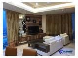 Sewa Apartemen Regatta Pantai Mutiara Jakarta Utara - Tower Dubai 3+1 Bedrooms 206 m2 High Floor Sea View by ERI Property