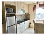 Disewakan Apartemen Cosmo Terrace - 2 Bedrooms Full Furnished