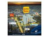 Dijual Apartemen Citra Living Jakarta Barat - New Lotus Tower Unit Studio Harga Mulai Dari 400 Jutaan - DP 0 %, Cicilan Flat 60 x, Full Furnished