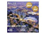 Dijual Apartment Sky House BSD+ Samping AEON Mall, ICE BSD & The BREEZE, KPA DP Bisa Cicil up to 36x & Cicilan Developer up to 120x DP Hanya 5%