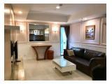 Dijual & Disewakan Apartemen The Mansion Kemayoran - Tower Jasmine / Bougenville Full Furnished & Unfurnished