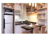 Sewa Apartemen Tamansari Semanggi Jakarta Selatan - 1 Bedroom Furnished