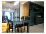 Sewa Apartemen Casa Grande Residences Jakarta Selatan - Phase I & II - 1 , 2 , 3 Bedrooms Fully Furnished