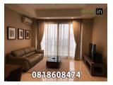 Sewa Apartment Branz Simatupang All Type 1 / 2 / 3 BR Full Furnished - Ready To Move In