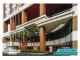 Dijual Apartemen Silk Town Tangerang - Tower Alexandria Type Studio Unfurnished