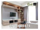 Sewa Apartment 1 Park Avenue Gandaria - 2 / 2+1 / 3 Bedrooms (All Type Available) Fully Furnished
